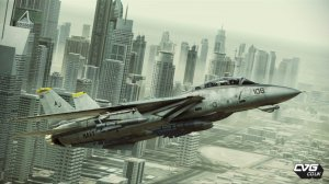 Новое видео и скриншоты Ace Combat: Assault Horizon