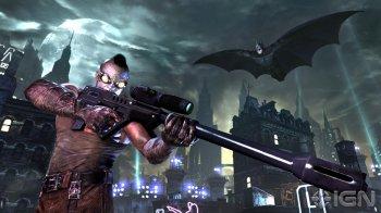 В Batman: Arkham City не будет мультиплеера + скриншоты