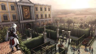 Анонс дополнения The Da Vinci Disappearance для Assassin's Creed: Brotherhood + видео и скриншоты