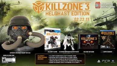 Видео открытия издания Killzone 3: Helghast Edition