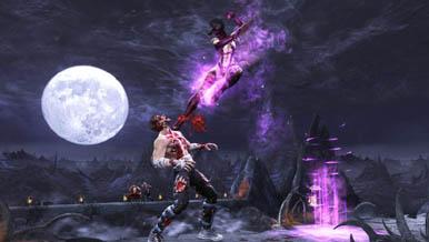 Mortal Kombat: Схватка между Лю Каном и Кано