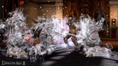 Две первых оценки Dragon Age 2