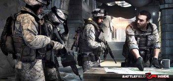 Шесть скриншотов Battlefield 3