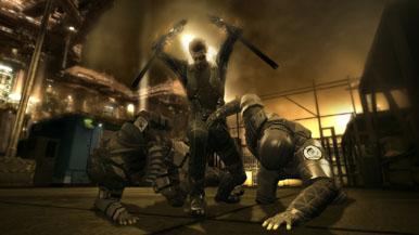Нарезка геймплея Deus Ex: Human Revolution