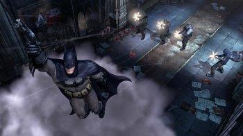 Подборка скриншотов и пара артов Batman: Arkham City