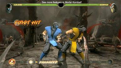 Mortal Kombat: Демонстрация режима Challenge Tower