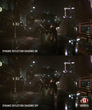 Скриншоты новой версии Unreal Engine 3 + видео (Обновлено)