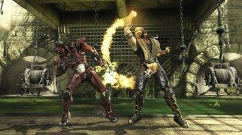 Про демо Mortal Kombat + скриншоты (Обновлено)