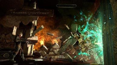 Время прохождения Red Faction: Armageddon и новый трейлер