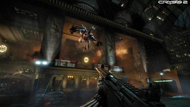 Crysis 2 получил вторую оценку
