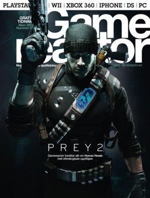 Prey 2 будет использовать id Tech 4 + изображение главного героя