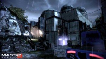 Три скриншота из дополнения Arrival для Mass Effect 2