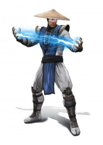 Mortal Kombat: Райден в деле