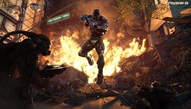 Crysis 2: Вступительный ролик и распаковка издания Nano Edition