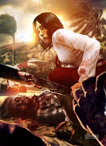 В США логотип Dead Island подвергся цензуре + скриншоты и арты