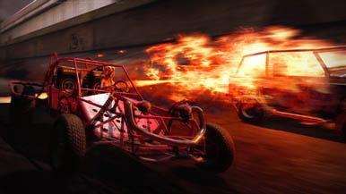 Трейлер проекта Fireburst