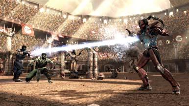 Mortal Kombat: Скорпион и Саб-Зиро объединились