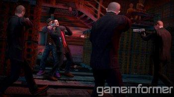 Подборка скриншотов из Saints Row: The Third