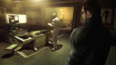 Анонс дополнения The Missing Link для Deus Ex: Human Revolution