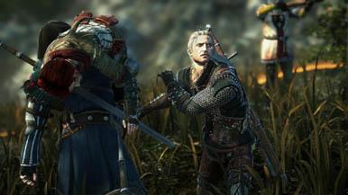 The Witcher 2: Первые оценки, новое видео, пасхалка на тему Assassin's Creed