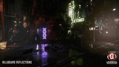 Новая демонстрация движка Unreal Engine 3