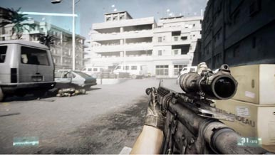 "Battlefield 3: Трейлер ""Моя жизнь"""
