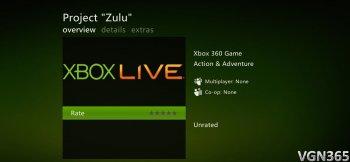 Про игру Project Zulu от BioWare