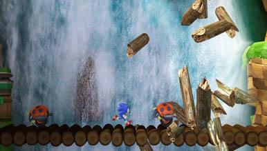 Трейлер Sonic Generations
