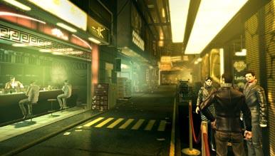 Deus Ex: Human Revolution - тактическая игра