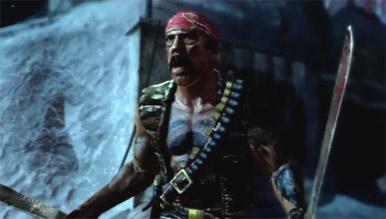 Геймплей и вступление карты Call of the Dead из дополнения Escalation для Call of Duty: Black Ops