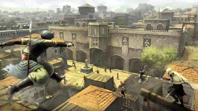 """Новый """"убийственный"""" трейлер мультиплеера Assassin's Creed Revelations"""