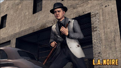 Проект L.A. Noire получил свою первую оценку (прорыв в игровой индустрии)