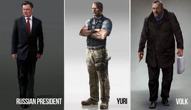Три официальных тизера Modern Warfare 3