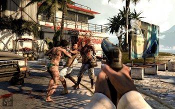 Новые скриншоты Dead Island