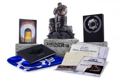 Подробности специальных изданий Gears of War 3