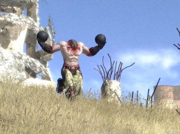 Скриншоты «Камикадзе» из Serious Sam 3