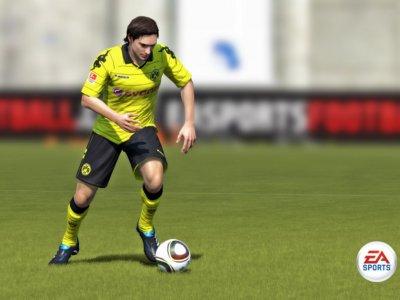 Геймплей и скриншоты FIFA 12