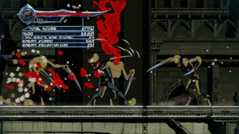Дебютные скриншоты Bloodrayne: Betrayal