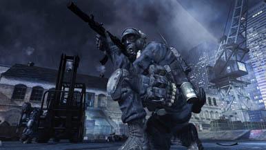 Три скриншота Modern Warfare 3 и заявление о сравнении платформ