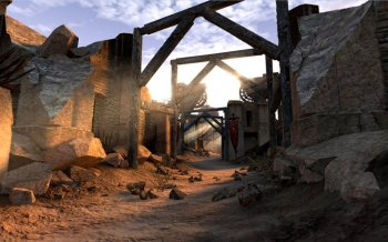 Скриншоты из возможного дополнения для Dragon Age 2