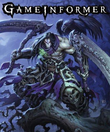 Анонс Darksiders 2 обещан издателем (Обновлено)