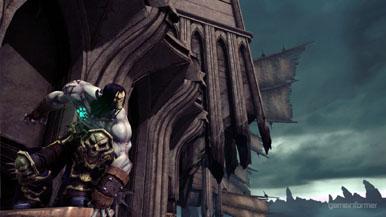 Дебютные скриншоты Darksiders 2