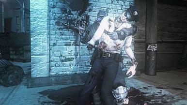 Кинематографический трейлер Resident Evil: Operation Racoon City