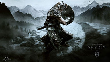 Время прохождения и два новых скриншота The Elder Scrolls 5: Skyrim