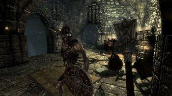 Геймплей The Elder Scrolls 5: Skyrim (Добавлены скриншоты)