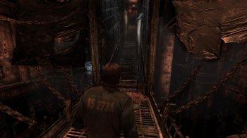 Геймплей и скриншоты Silent Hill: Downpour