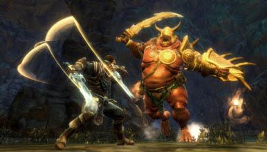 Трейлер и демонстрация боевой системы Kingdoms of Amalur: Reckoning