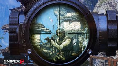 Геймплей Sniper: Ghost Warrior 2