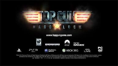Анонс и дебютный трейлер Top Gun: Hard Lock