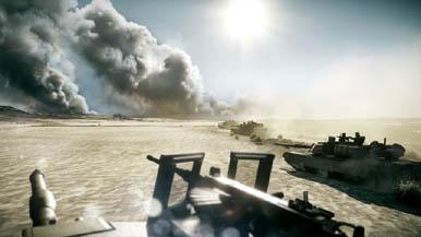 Battlefield 3 и Modern Warfare 3: Война на словах продолжается